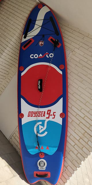 Tabla de Paddle surf Hinchable COASTO ODYSSEA 9.5