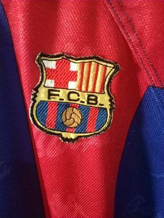 Camiseta Barcelona Kappa 1995-97