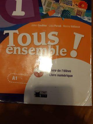 libro francés primero eso vicens vives