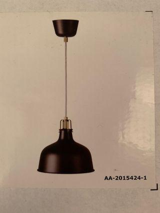 Lámparas Ikea de segunda mano en Santander en WALLAPOP