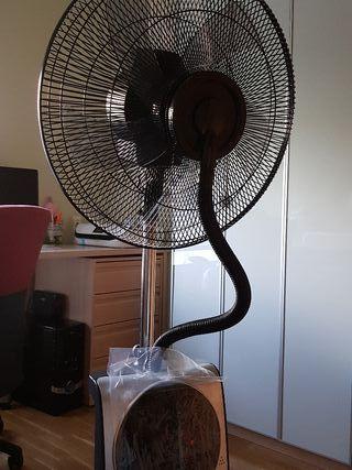 ventilador nebulizador, Taurus VB 02