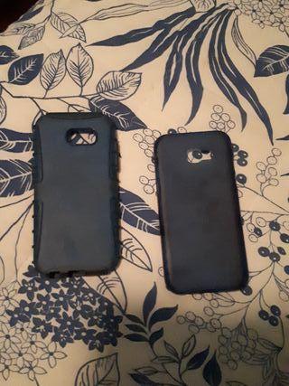 fundas Samsung a5 2017 las 3 x 3€