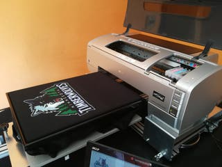 Impresora textil DTG Epson R2400