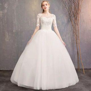 Vestido de novia princess