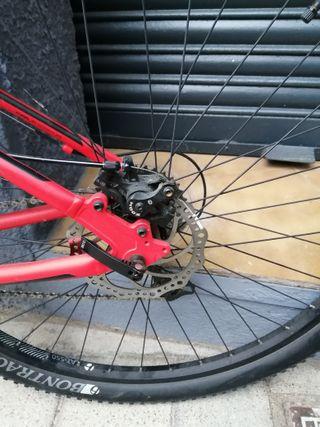 Bicicleta trekk marlin 5