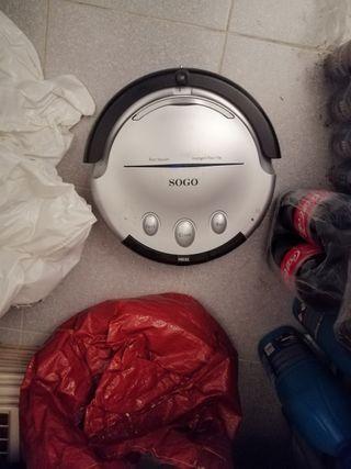 robot aspirador tipo roomba