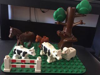 Lego Duplo animales de granja