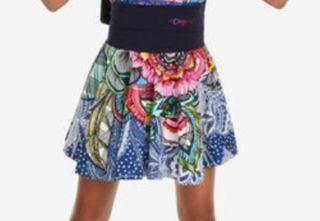 falda Desigual nueva