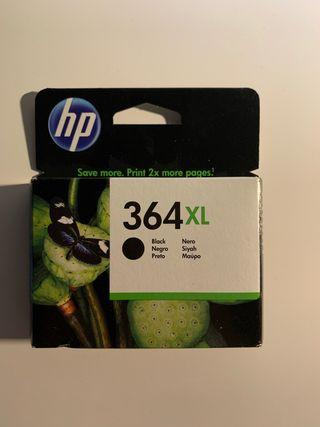 Tinta HP 364 XL negro