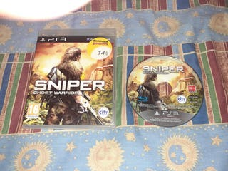 Sniper Ghost Warrior ps3
