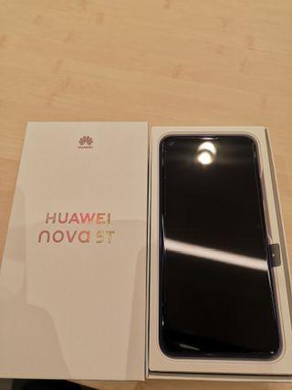 vendo móvil Huawei nova5T