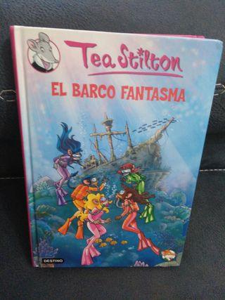 Tea Stilton. El barco fantasma.