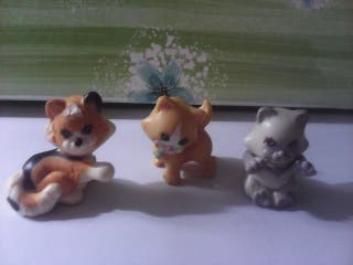 lote gatitos little pet shop lps kenner años 90