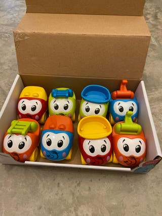8 coches juguetes Amy & Benton NUEVOS