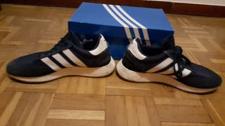 zapatillas adidas I-5923 azul hombre