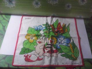 pañuelo guasch abeja maya años 80