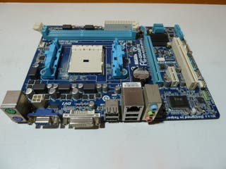 PLACA BASE GIGABYTE GA-A55M-DS2 SOCKET FM1 DDR3