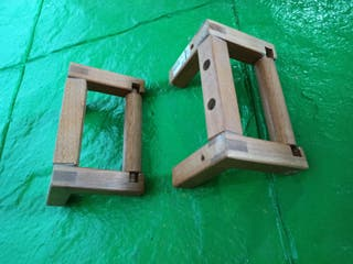 soporte madera