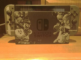 Nintendo Switch Edición Limitada Super Smash Bros