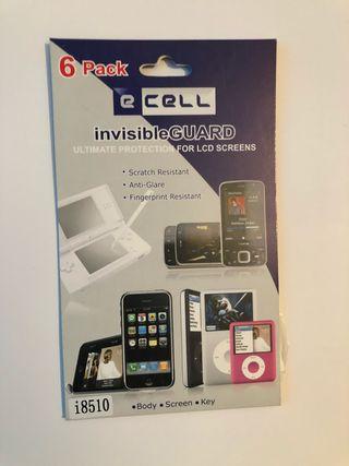 Protector pantalla Samsung i8510