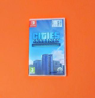 Cities: Skylines PRECINTADO / Switch