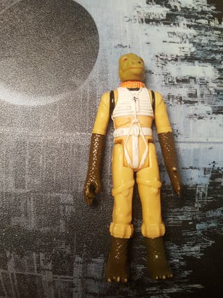 Bossk. Star Wars Vintage. Kenner 1980