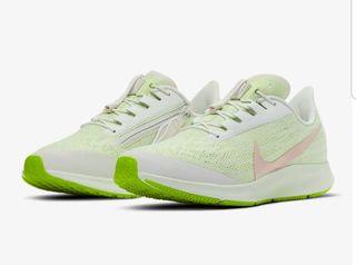 Nike Air Zoom Pegasus 36 Flyease verde