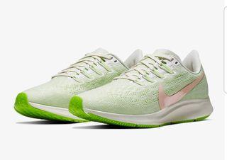Nike Air Zoom Pegasus 36 verde