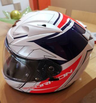 Casco de Moto Scorpio nuevo