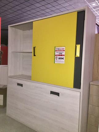 Cama mueble horizontal NUEVA