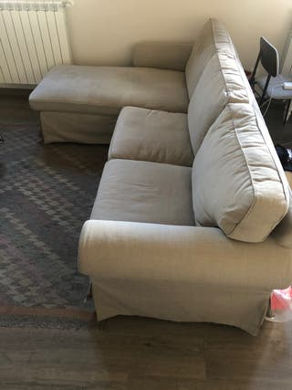 Chaiselongue Ektorp de IKEA