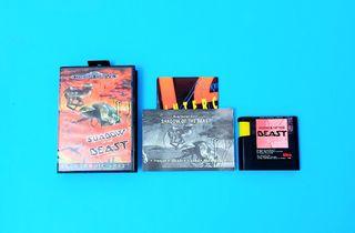 Shadow of the Beast / Mega Drive