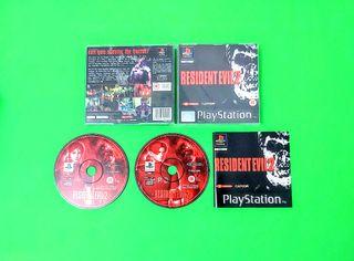 Resident Evil 2 (PAL UK) / PS1