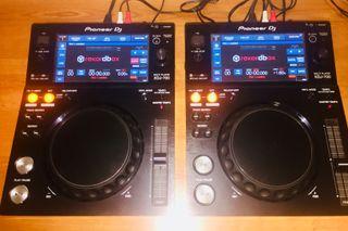 PIONEER XDJ- 700 ( PAREJA CABINA DJ PROFESIONAL)