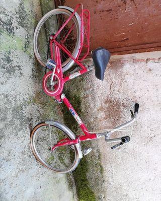 Bicicleta BH antigua de 20 pulgadas
