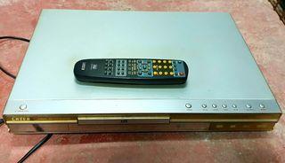 Grabador, copiador DVD grabable y regrabable