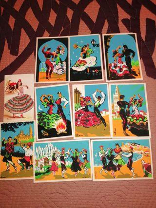 postales de ciudades de españa