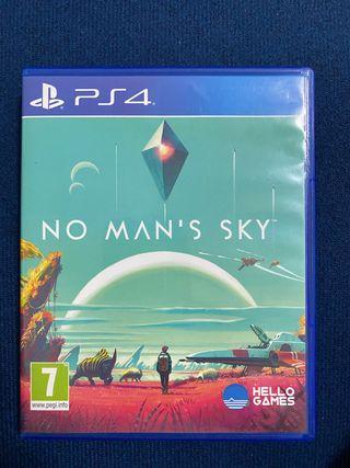 Juego No Man's Sky Ps4 vr