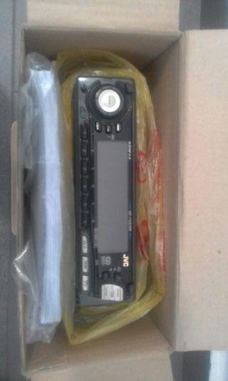 Radio-cassette coche