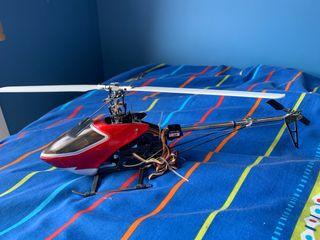 Helicoptero HK250GT todo de metal