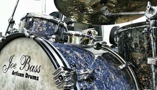 Batería Joe Bass Artisan GoldRoots Rock