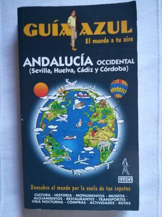 Guía de viaje ANDALUCÍA OCCIDENTAL