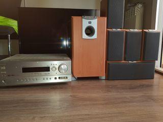 Amplificador Home Cinema 5.1 Onkyo TX-SR600E