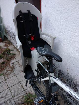 Sillita para bici