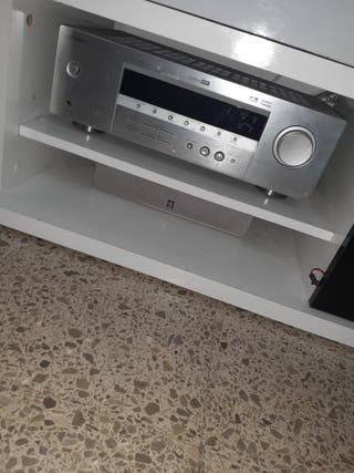 amplificador home cinema YAMAHA