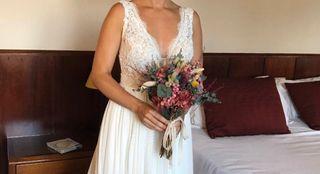 Vestido de novia de Pronovias de 2019