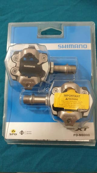 PEDALES SHIMANO PD-M8000