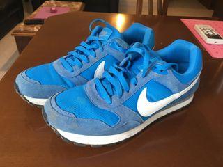 Zapatillas Nike Azul Electrico Air Vortex