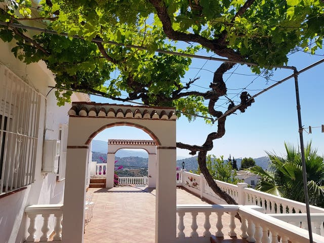 Precioso cortijo tradicional (Torrox, Málaga)
