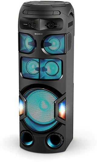 Sony mhc v82 sistema de audio alta potencia